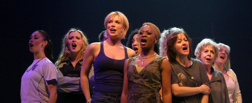 Bad Girls The Musical. Book by Maureen Chadwick & Ann McManus. Music & Lyrics by Kath Gotts. First production at West Yorkshire Playhouse, 2006. Directed by Maggie Norris. Starring Nicole Faraday, Hannah Waddingham, Dawn Hope.